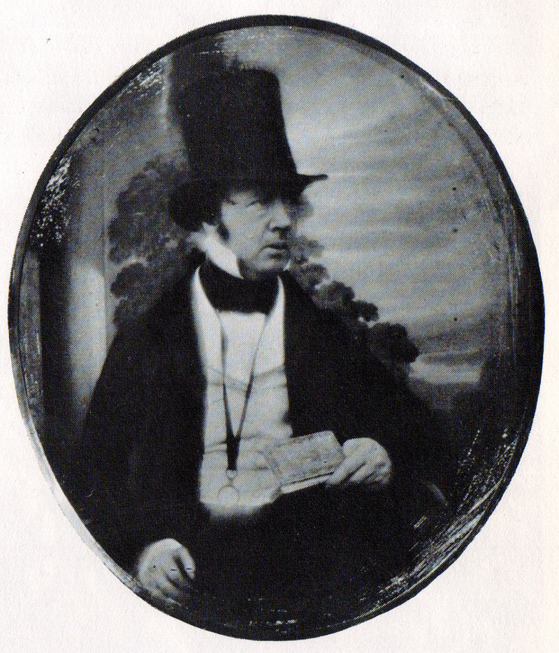 William Henry Fox Talbot in 1844.