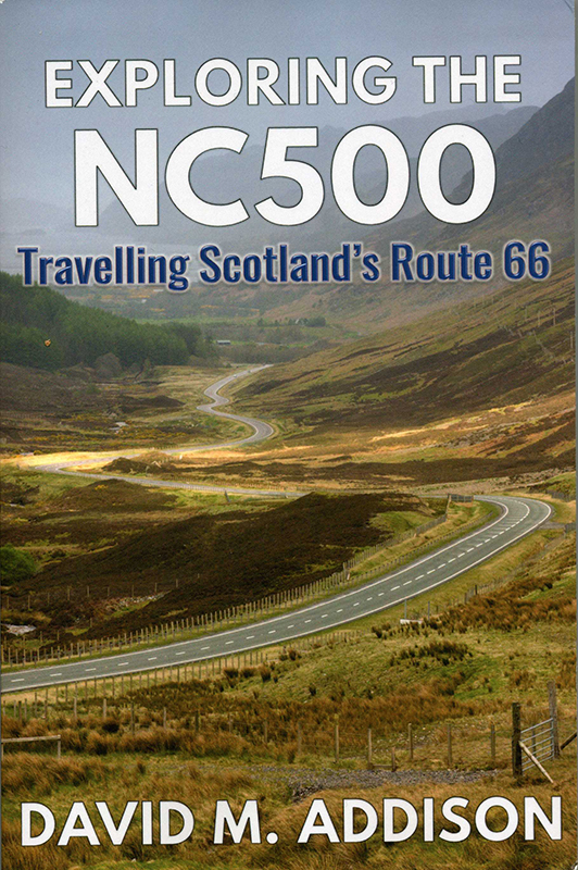 Exploring the NC 500 David M. Addison Extremis Publishing 2017