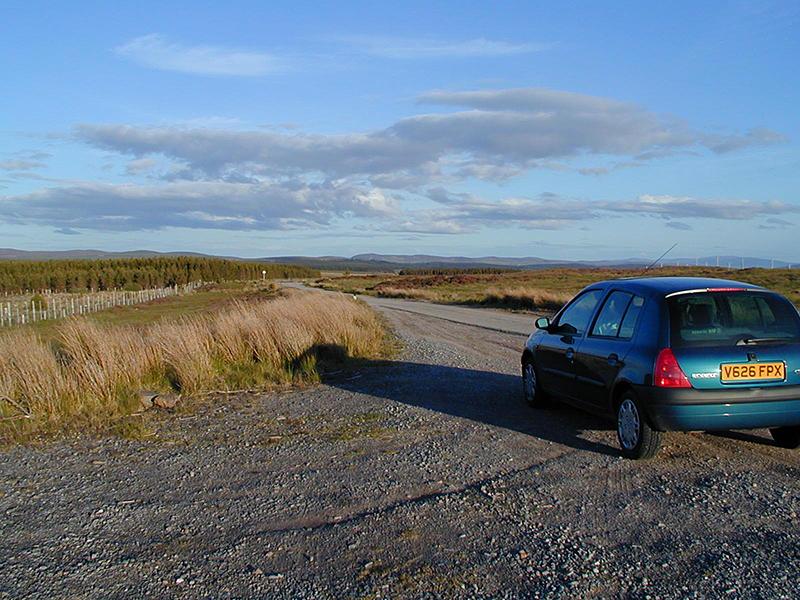 Route du Nord Itinéraire 1 © 2000 Scotiana