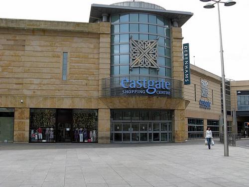 East_Gate_Shopping_Center_Inverness_Scotland