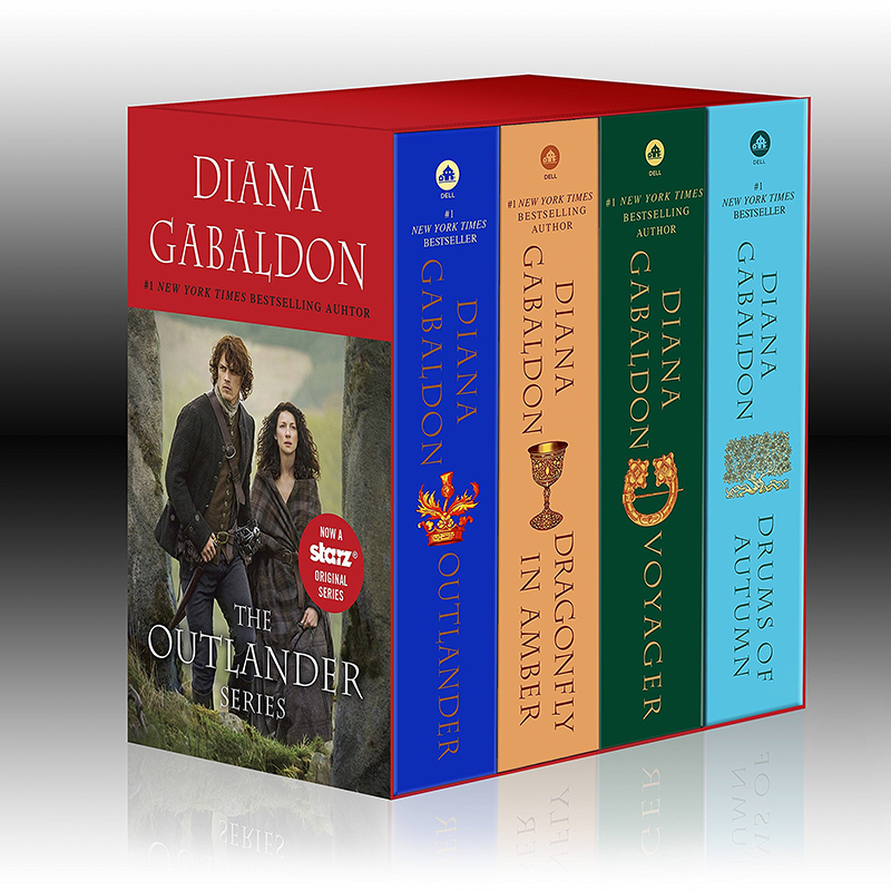Diana Gabaldon's Outlander series Boxed Set