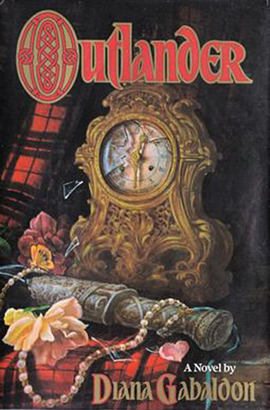 Outlander 1991 1st edition cover