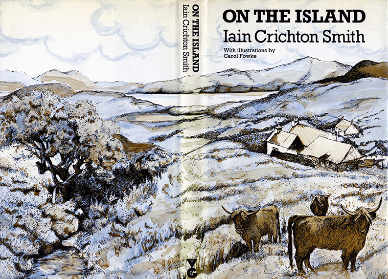 On the Island Iain Crichton Smith Victor Collancz Ltd 1979
