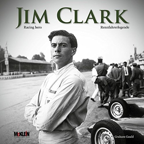 Jim Clark by Graham Gauld 2014