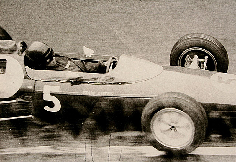 Jim Clark in German GP 1962 Wikipedia
