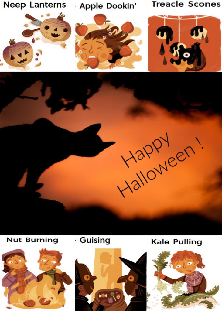 scottish halloween traditions