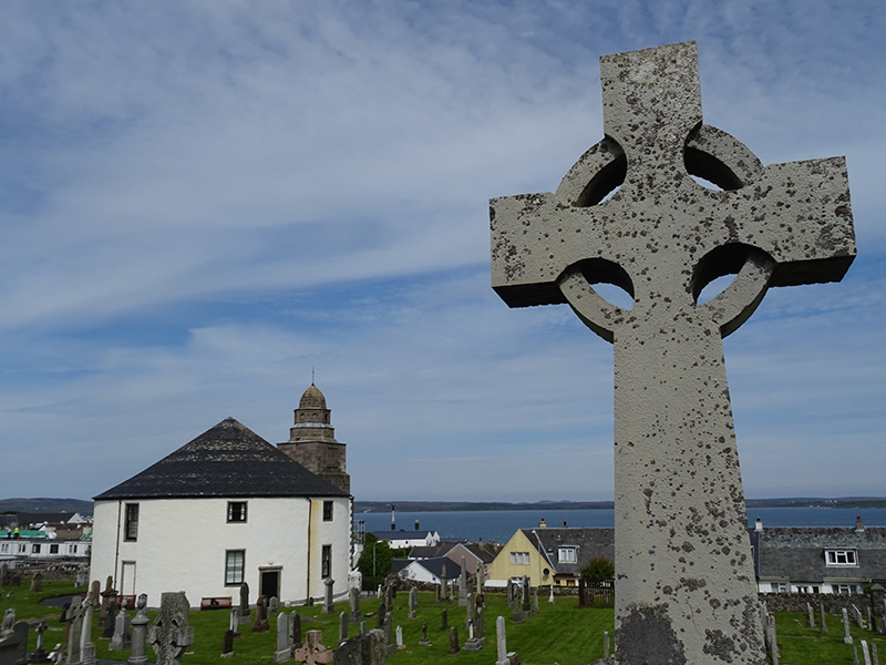 Islay Bowmore Church © 2015 Scotiana (2)