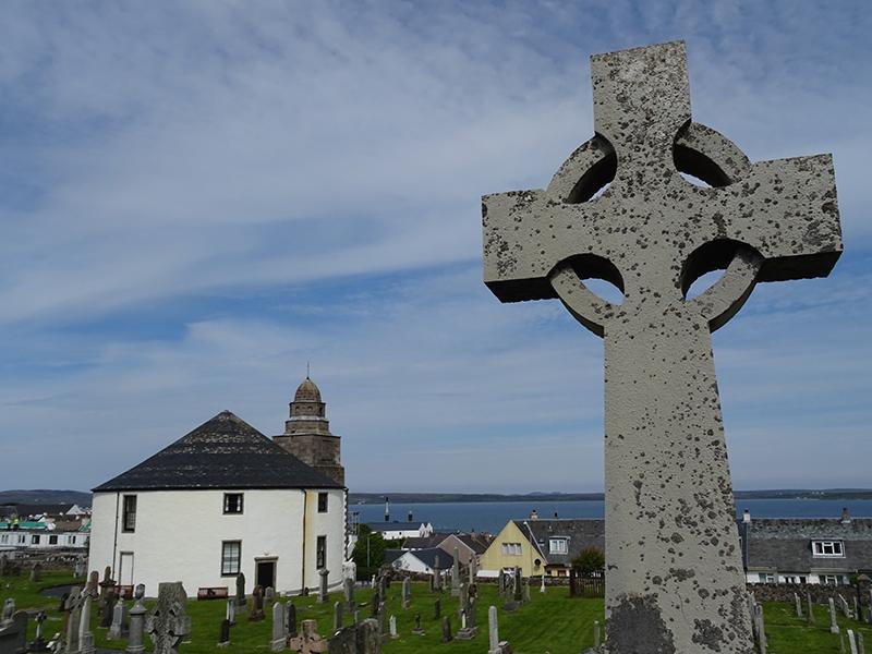 Islay Bowmore Church © 2015 Scotiana (2)