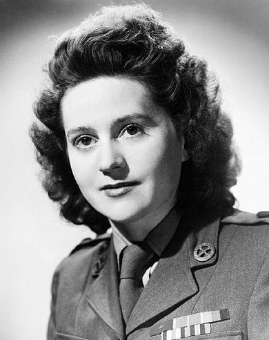 Odette Marie Céline Brailly Sansom WWII SOE agent Source Wikipedia