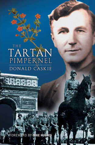 The Tartan Pimpernel Donald Caskie Birlinn 1999