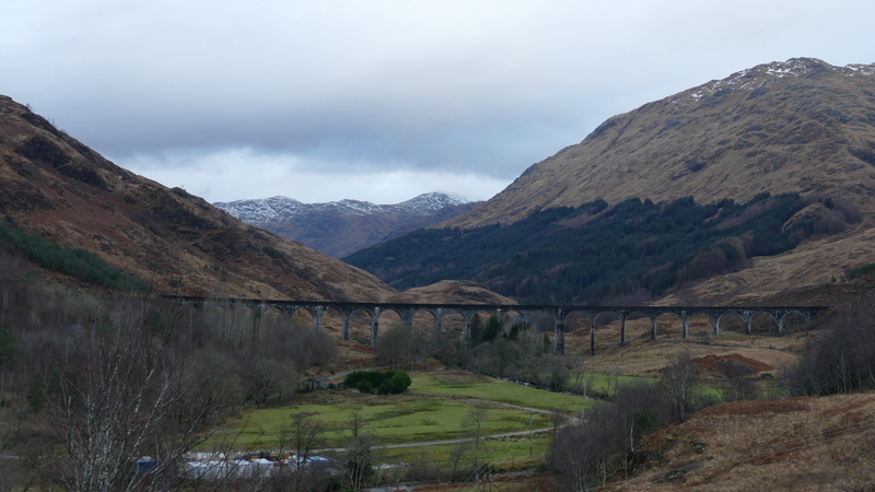 Glenfinnan viaduct © 2019 Scotiana