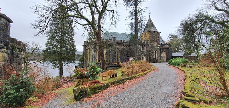 St Conan's Kirk Loch Awe Argyll & Bute Scotland © 2019 Scotiana