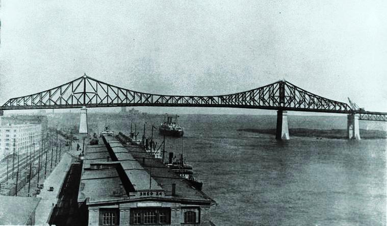 pont jacques cartier 1930