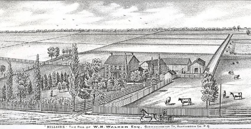 godmanchester riviere de la guerre