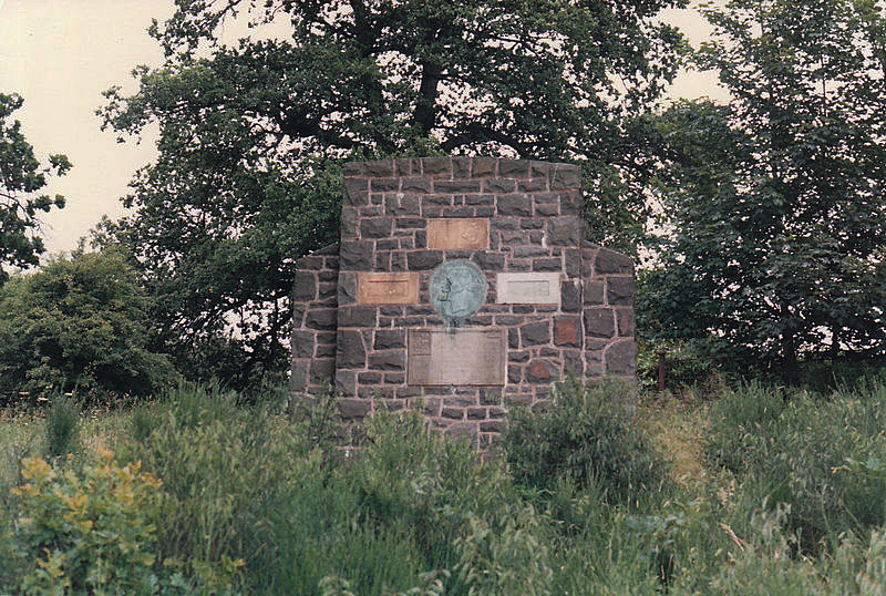 Cunninghame Graham Memorial in Gartmore - Wikipedia