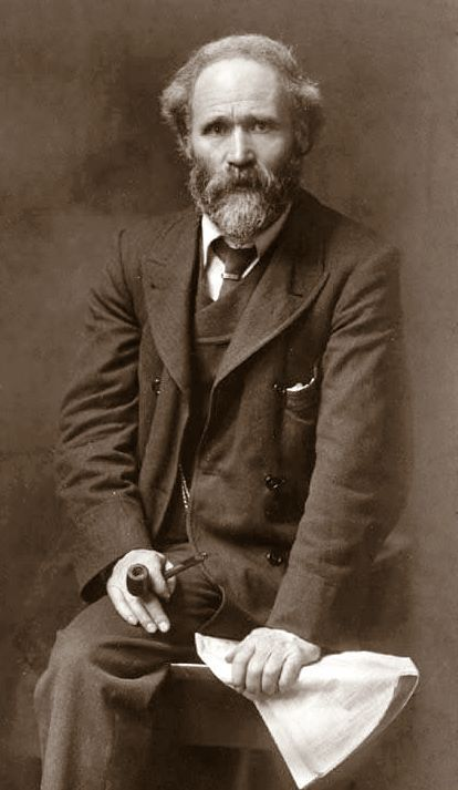 James Keir Hardie by John Furley Lewis,1902
