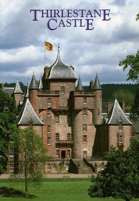 Thirlestane Castle Trust brochure