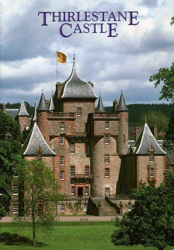 Thirlestane Castle brochure