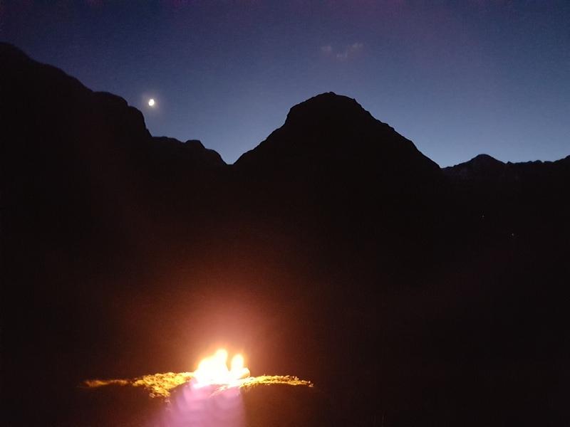 Glencoe - Lights in the night © 2020 Scotiana