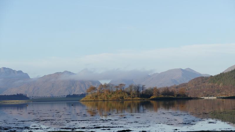 Loch Leven Glencoe New Year's Eve © 2019 Scotiana
