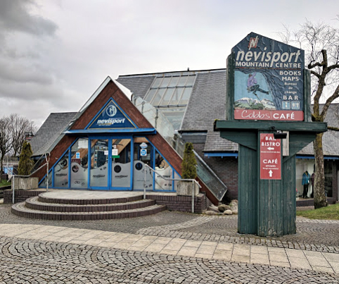 Nevisport Fort Williams Google map Stuart Robinson 2017