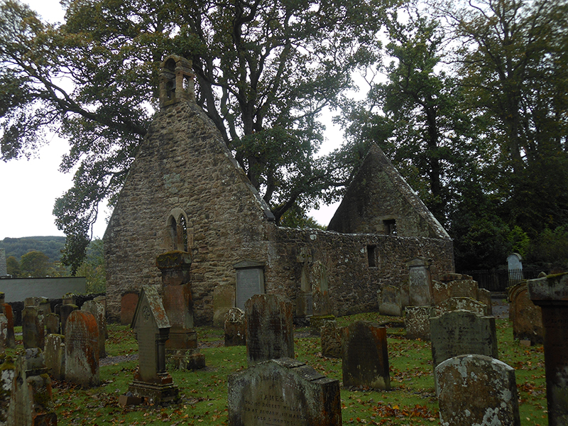 Alloway Auld Kirk © 2012 Scotiana