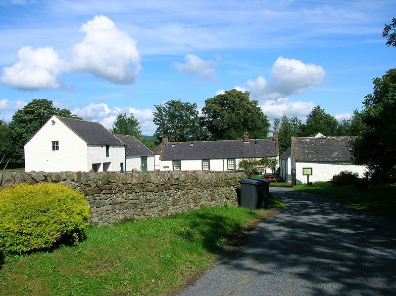 Ellisland Farm Auldgirth - Source Wikimedia