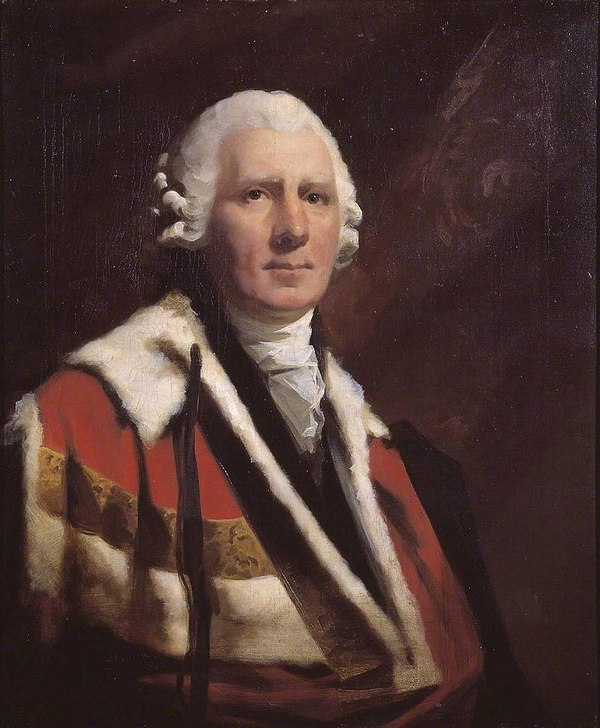 The 1st Viscount Melville by Henry Raeburn Tate National Gallery
