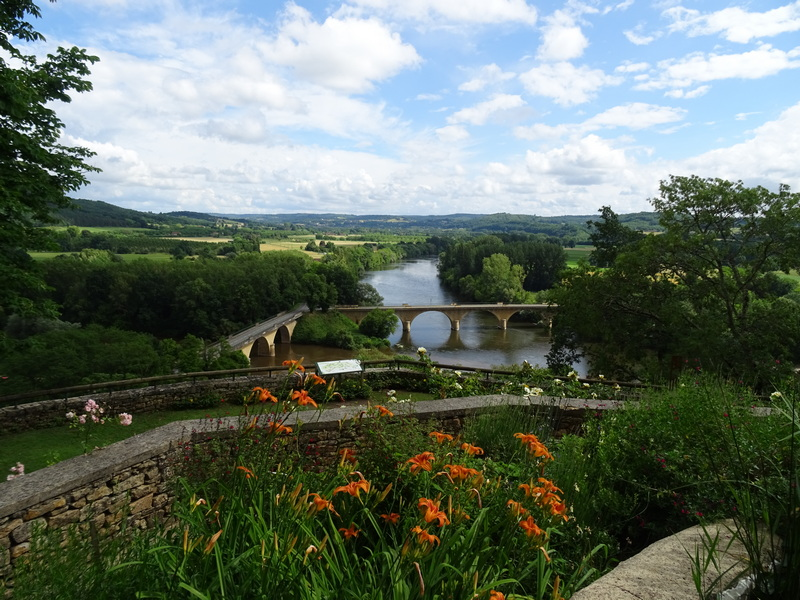 Dordogne Limeuil Jardins Panoramiques © 2018 Scotiana