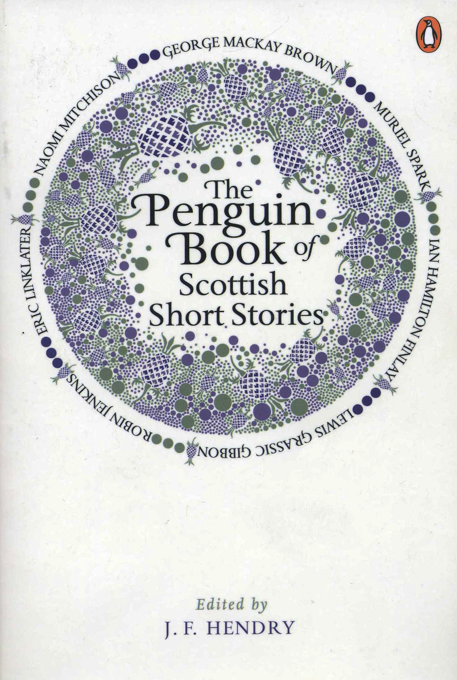 The Penguin Book of Short Stories JF Hendry 2011
