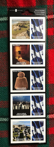 historic_scotland_postage_stamps_orkney_archeological_sites