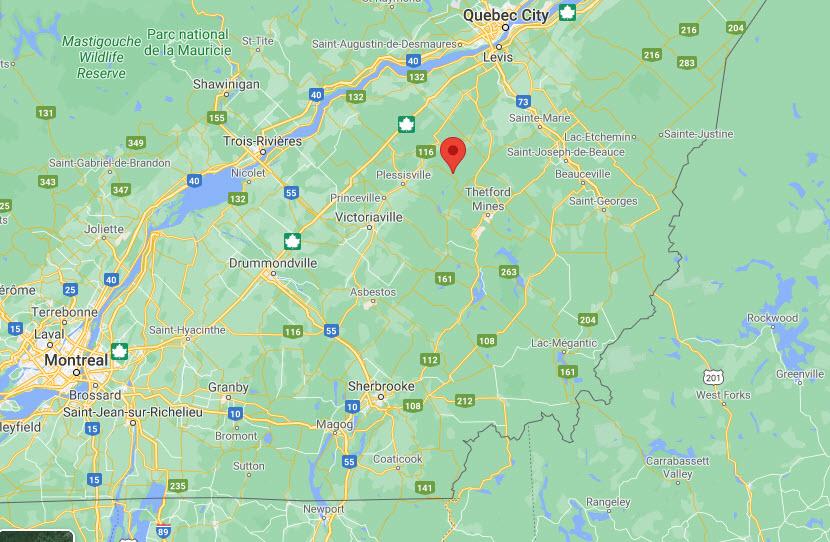 Inverness Quebec