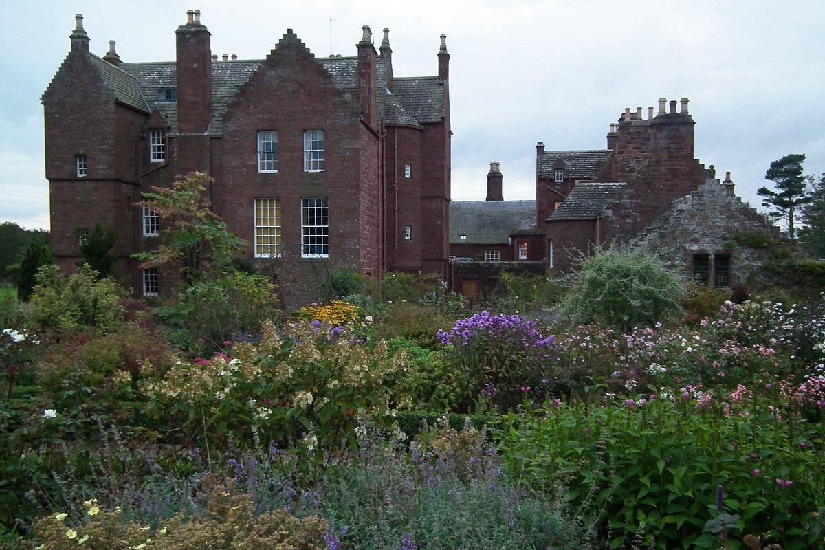 Ethie Castle - Scotland - Source: Trip Advisor