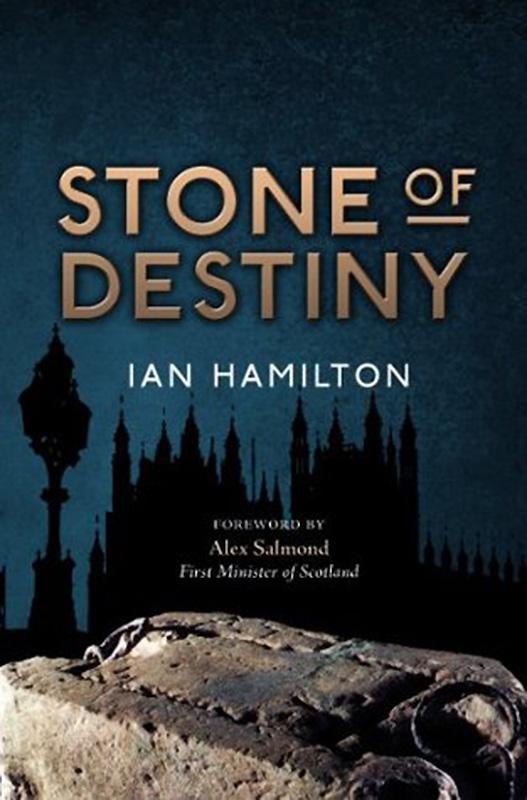 Stone of Destiny Iain Hamilton e-book